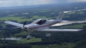 Trosa flygklubbs Dynamic över trosa