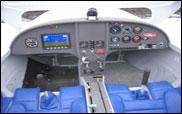 Så här ser det ut i cockpit