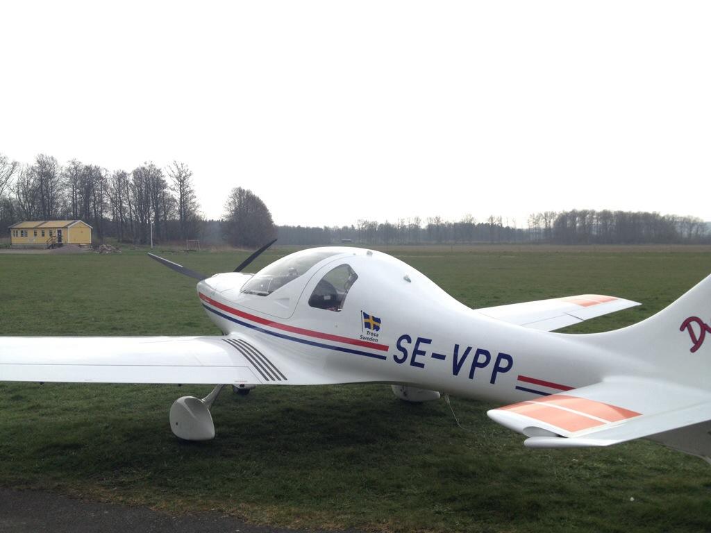 SE-VPP landade i Hässleholm 14:30