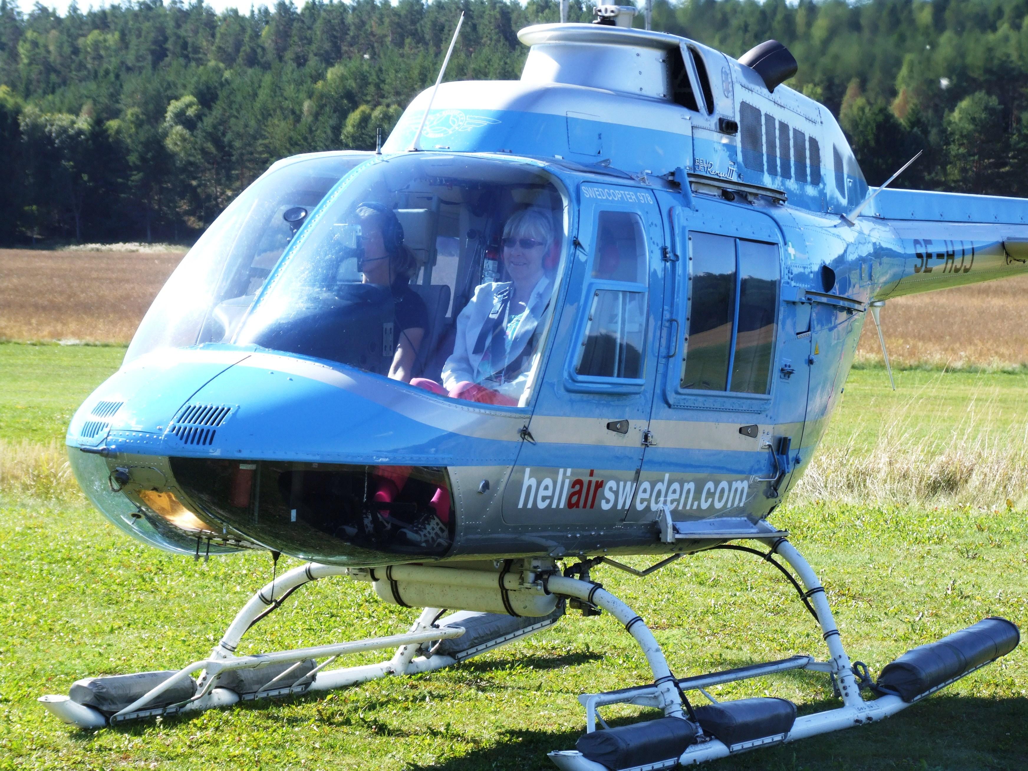 Den 12 juni håller Trosa flygklubb öppet hus för alla som är intresserade av flygning. Det finns möjlighet att ta prova på lektioner för 400 kronor och att flyga helikopter. Vi öppnar kl 10 och håller på fram till kl…